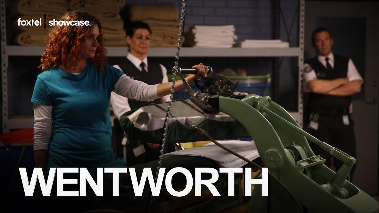 Danielle Cormack Bea Smith On Season 4 Wentworth Season 4
