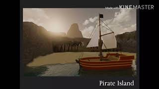 """ROBLOX-Dungeon Quest! (With,""""Some""""memes)-Pirate Bay Nightmare"""