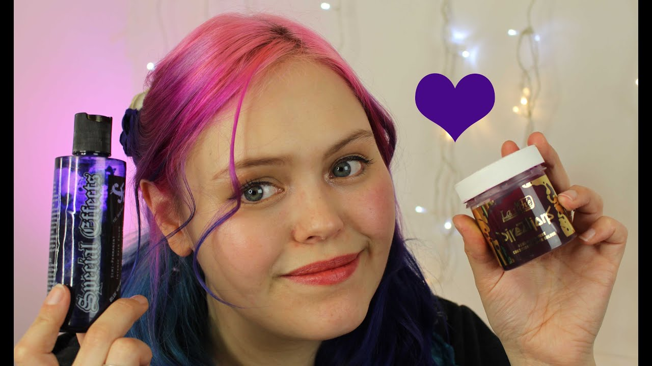 My Favourite Unnatural Hair Dyes Youtube
