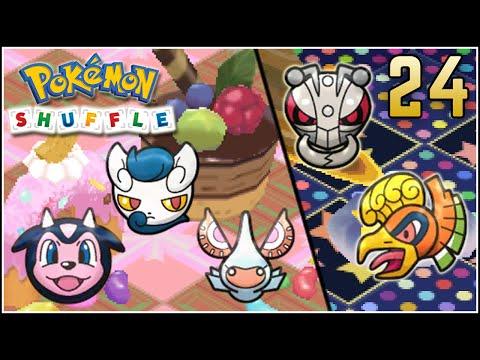 Pokémon Shuffle S Rank 24 - DURANT & HO-OH ESTÁ FRITO( ͡° ͜ʖ ͡°)