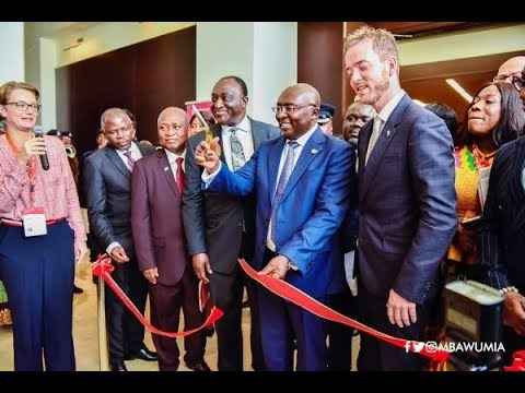 VEEP Bawumia opens Ghana Denmark Business Conference