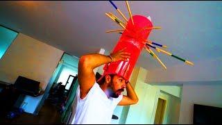 ABDEL vs CENGIZ EXTREME XXL MIKADO Challenge!!!!