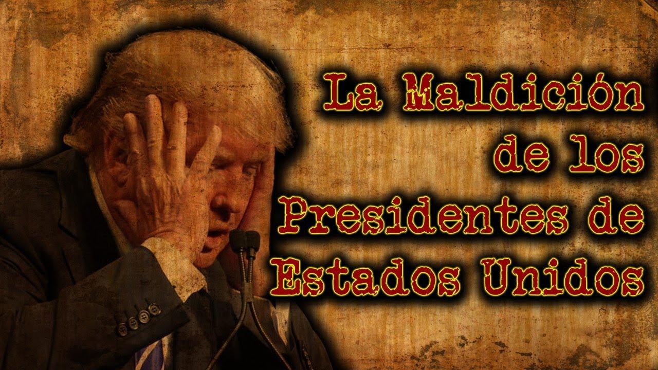 La Maldición de los Presidentes de Estados Unidos
