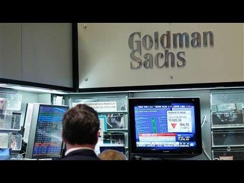 Goldman Sachs to Give Out