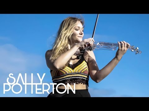 ROCKABYE [End Of The World Remix] (VIOLIN COVER) - Clean Bandit, Violin by Sally Potterton