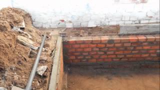 Construindo uma piscina, um sonho realizado parte 3.wmv
