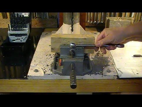 Complementos para el taladro de columna