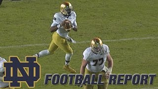 Notre Dame #10 in Initial College Football Playoff Rankings | Notre Dame Football Report