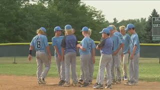 South Burlington All-Stars prep for 2018 Vermont State Little League Tourney