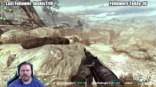 PC Crybabies ♠ MP40 ♠ MW2 PC gameplay