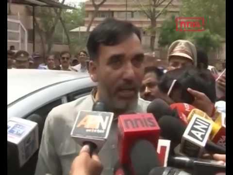 Gopal Rai Quits As Transport Minister As Noose Tightens