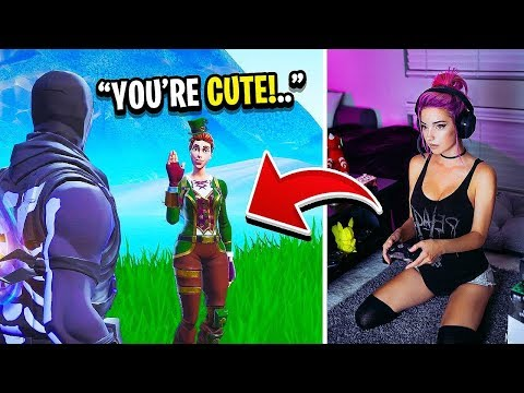 I Hired A Gamer Girl To Date My Little Brother On Fortnite