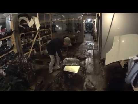 видео: Отправка мотора транспортной компанией