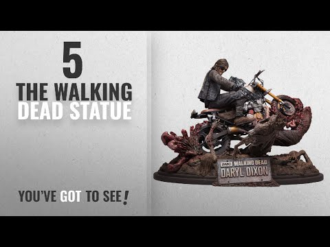 Top 10 The Walking Dead Statue [2018]: McFarlane Toys The Walking Dead Daryl Dixon Limited Edition