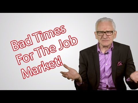 All Is Not Well In The Jobs Market