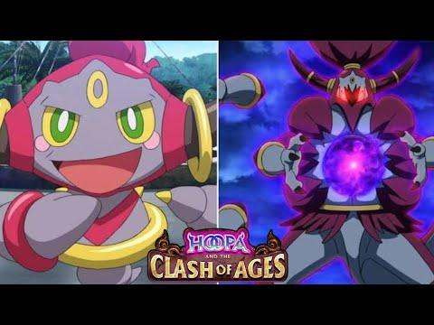 สู้กับร่างเงาตัวเองเเละเหล่าโปเกม่อนในตํานาน!? (สปอย) Pokémon Hoopa And The Clash of Ages