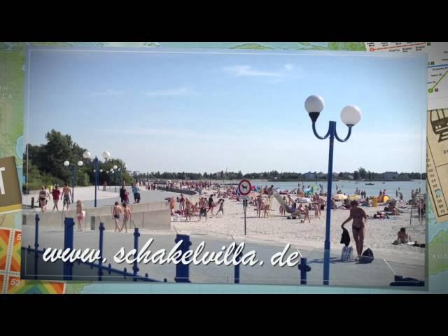Strand vom Beach Resort Makkum und de Holle Poarte