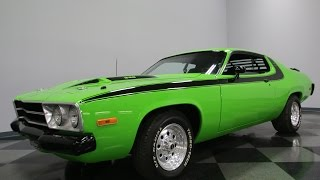 353 NSH 1974 Plymouth Satellite