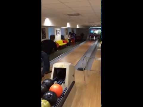 My White House bowling debut