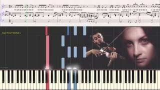 Музыкант - Никольский Константин  (Ноты и Видеоурок для фортепиано) (piano cover)