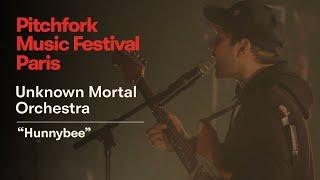 "Unknown Mortal Orchestra   ""Hunnybee""   Pitchfork Music Festival Paris 2018"