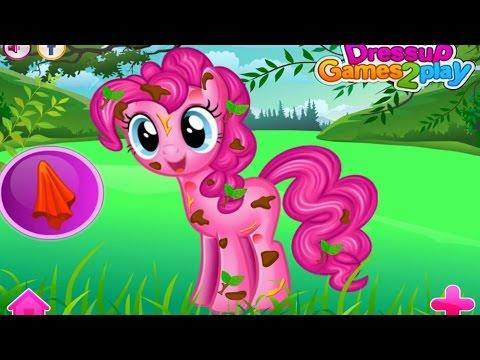 ПОни в РАЮ!! Карманная пони. Мультик игра для детей. My little pony. дружба это чудо