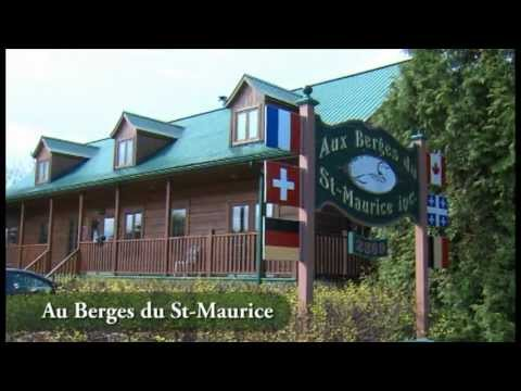 Aux Berges du St-Maurice Inn - Shawinigan, Mauricie (Quebec, Canada)