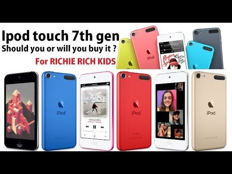 Apple Ipod Touch 7th gen