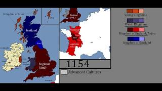 History of the British Isles, the British Empire, and the Commonwealth (4000 BCE-2018 AD)