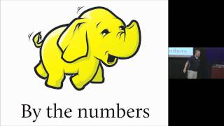 Apache Hadoop - Petabytes and Terawatts