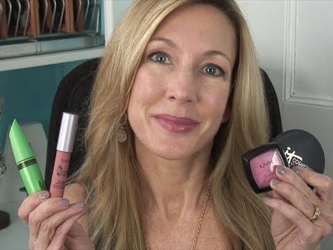 Easy Everyday Makeup Tutorial For Mature Women