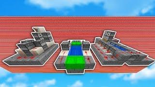EPIC 3 vs 1 TNT WARS... (Minecraft)