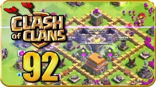 Let's Play CLASH of CLANS Part 92: Mal wieder Sternejagd!