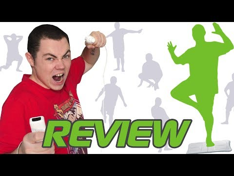 Video Game Workouts | Wii Fit Review Square Eyed Jak