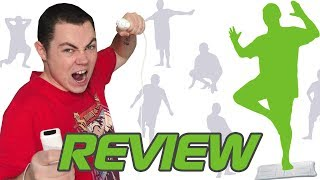 Video Game Workouts | Wii Fit Review - Square Eyed Jak