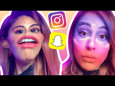 Snapchat face filters free