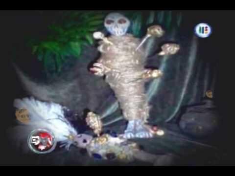 Extranormal Especial de Brujeria, Magia negra en Cementerios, 28 febrero 2010 de YouTube · Duración:  8 minutos 41 segundos  · Más de 870.000 vistas · cargado el 02.03.2010 · cargado por TheCalavera01