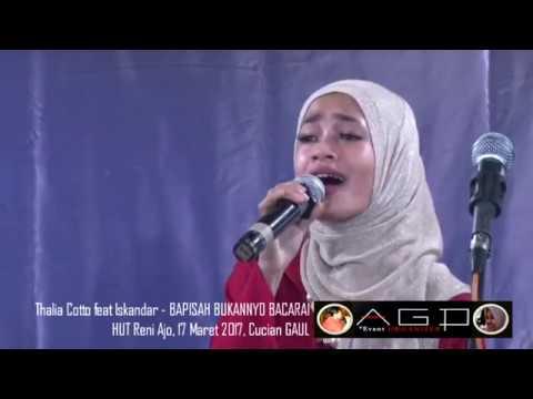 Bapisah Bukannyo Bacarai - Thalia Cotto feat Iskandar Usman