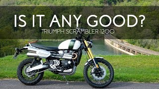 2019 Triumph Scrambler 1200 XE and XC - Are they any good?
