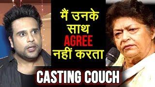 Krushna Abhishek ANGRY On Saroj Khan For Her Casting Couch Remark