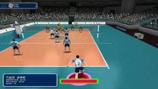 International Volleyball 2009 - PC Gameplay
