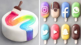 1000+ Most Amazing Cake Decorating Ideas | Oddly Satisfying Cakes And Dessert Compilation Videos