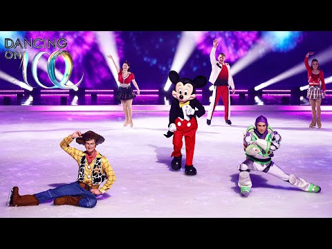 Disney On Ice Brings The Spectacle! | Dancing On Ice 2020