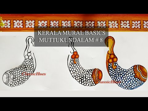Kerala Mural Lotus Painting Part - 1 from YouTube · Duration:  3 minutes 16 seconds