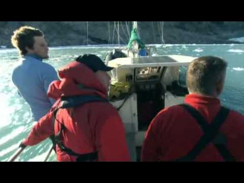 BBC Operation Iceberg 1of2 Birth of a Berg