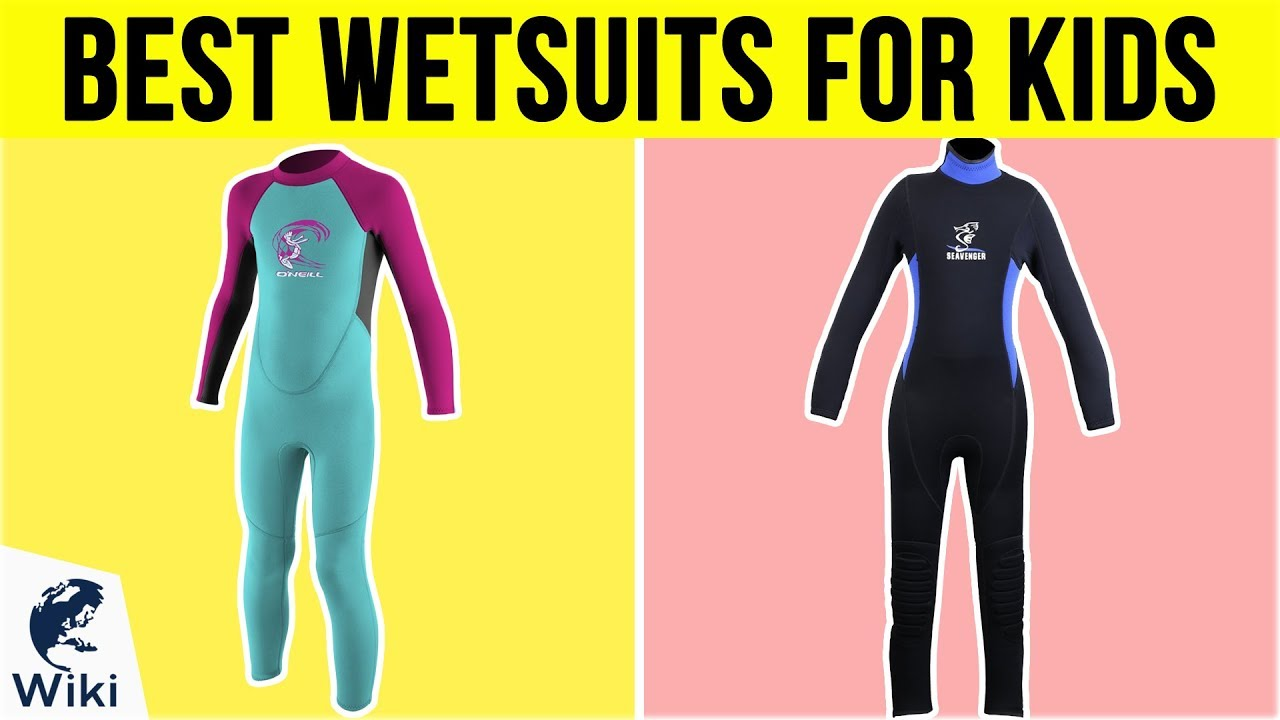 40e690b8a286 Top 10 Wetsuits For Kids of 2019 | Video Review