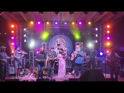 Leftover Salmon - White Freightliner Blues - 7/16/2021 w/ Hank Pattie & The Current- B-Chord Brewing