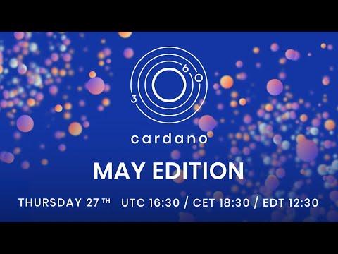 Cardano360 - May 2021