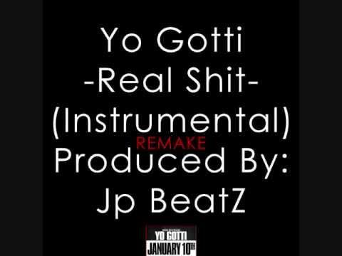 "YO GOTTI ""REAL SH*T"" BEAT - ORIGINAL REMAKE BY JP BEATZ - W LINK"
