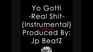 "YO GOTTI ""REAL SH*T"" BEAT - ORIGINAL REMAKE!!! BY JP BEATZ - W/DOWNLOAD LINK"